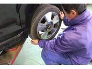 タイヤの持込取付も歓迎です!