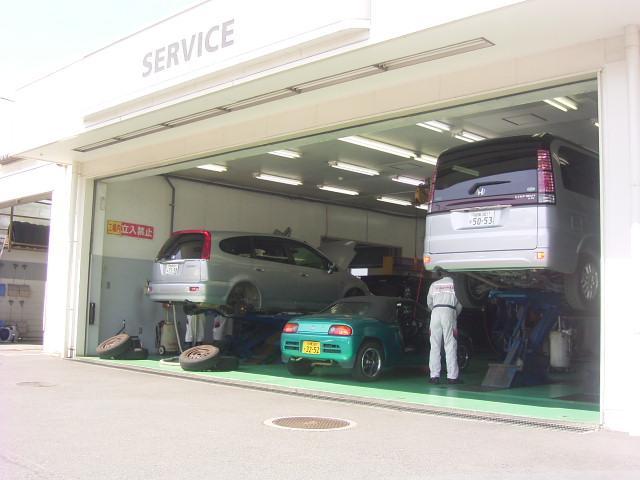 Honda Cars中央神奈川 海老名西店(6枚目)