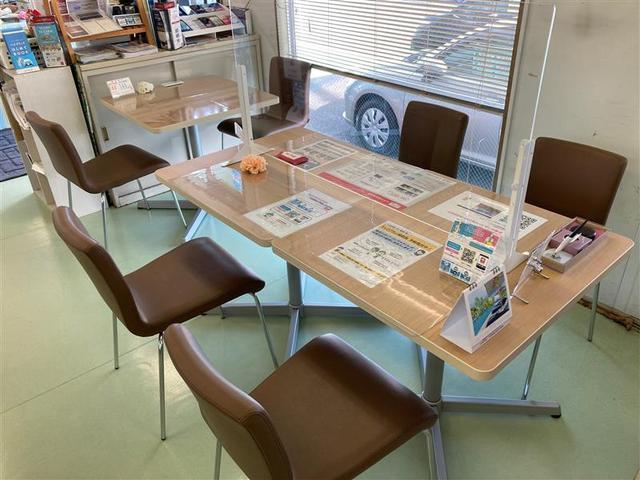 トヨタモビリティ東京(株)U-Car秋津店(4枚目)