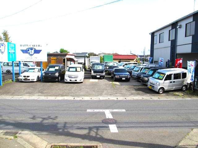 下取り・買取強化中!代表が輸出会社、オークション場にいた経験で過走行車の高価買取に実績があります。