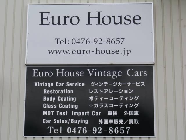 [千葉県]Euro House ~VintageCars~