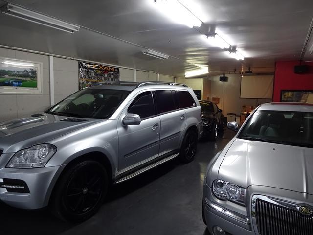 いつもお客様のお車を多くお預かりしております!