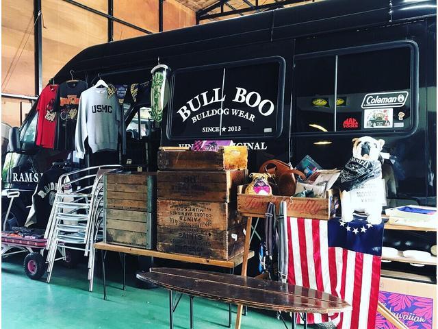 BULL BOO ドッグウェア販売