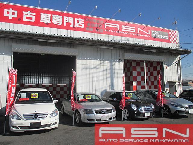 輸入車専門店としオープンしました!小さいお店ですが是非遊びに来て下さい!!