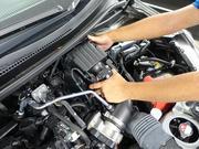 エンジン関連パーツの取付お任せください!車検対応品に限ります