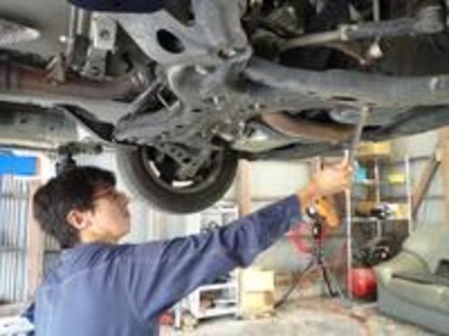 1台1台しっかりと整備、点検を施して安心をご提供しています。