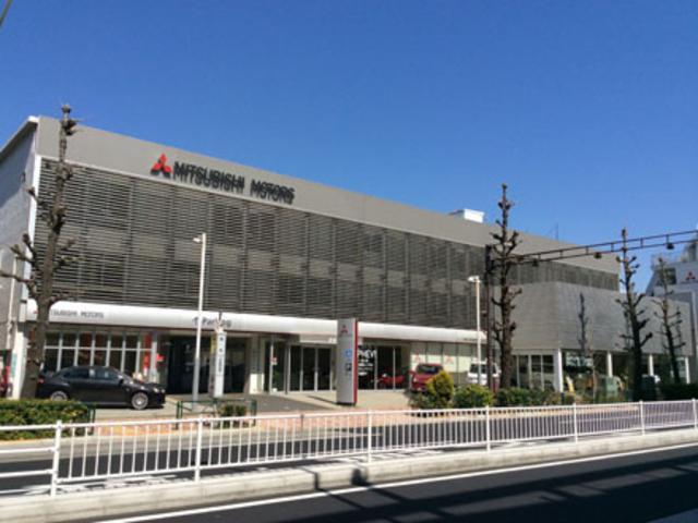 東日本三菱自動車販売(株) 目黒店