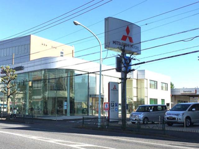 東日本三菱自動車販売(株) 東久留米店