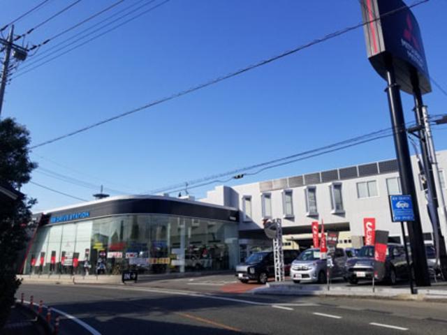東日本三菱自動車販売(株) 甲府店