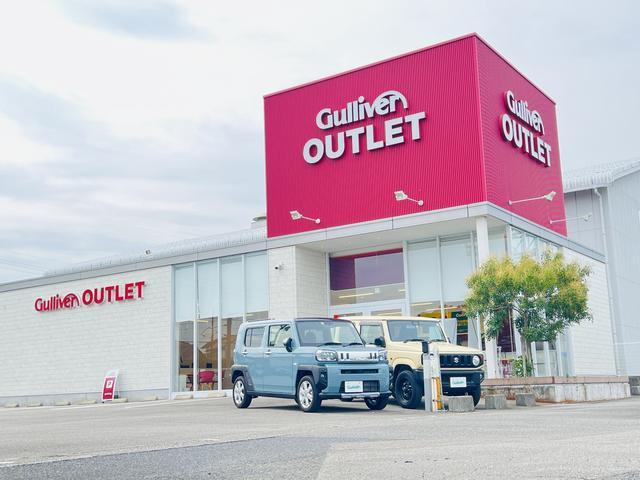 ガリバーアウトレット10号延岡店の店舗画像