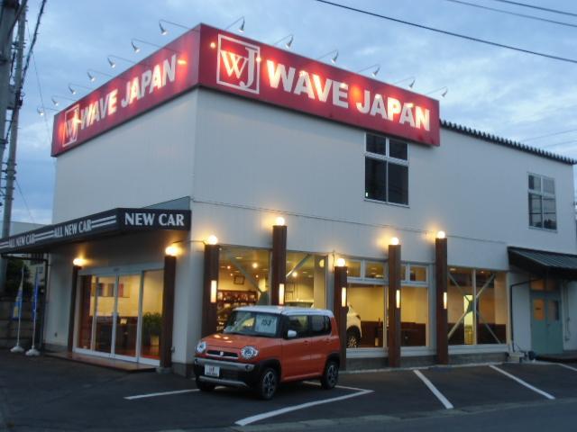 WAVE JAPAN ウェーヴジャパン(2枚目)