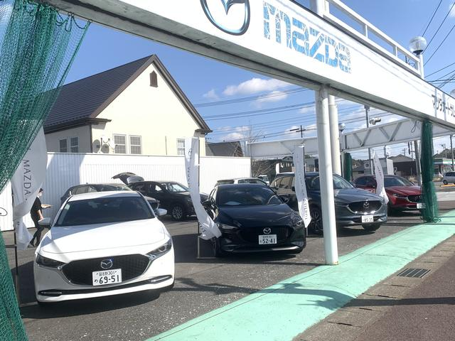 当社はマツダオートザム北総としてマツダ新車ディーラーも展開しております。新車もお気軽にご相談ください