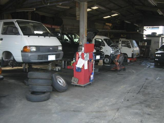 修理等も認証工場にて行なっております