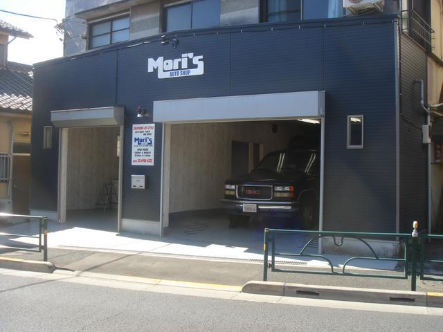 Mori's inc モリーズの店舗画像