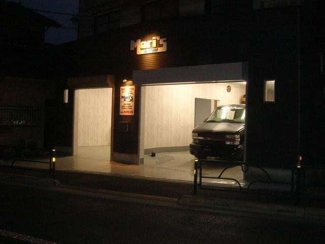 Mori's inc モリーズ 営業時間は20:00迄!
