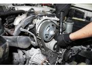 エンジン補器類、ベルト類、プラグ等、細かい部品も重要です!