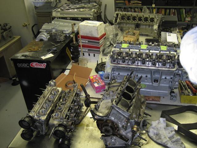 エンジンオーバーホール、重整備もします!他店で直せなかった故障修理、必ず修理します!