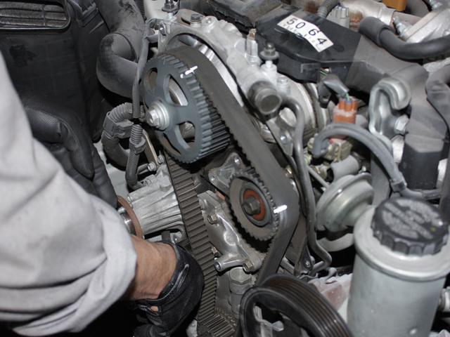 オプションで納車時にタイヤ、ブレーキパッド、ローター、ベルト、プラグ、各油脂類他新品交換も可能です。