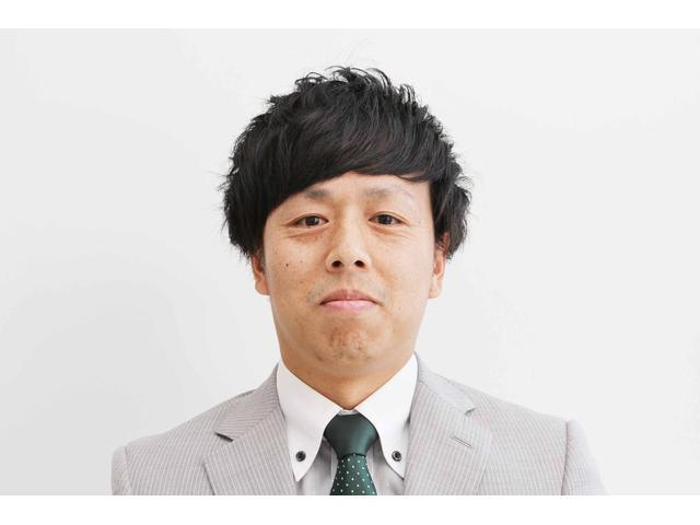 営業課長代理 利根川 仁