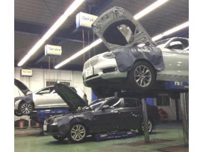 BMWクオリティーパートナー認定工場
