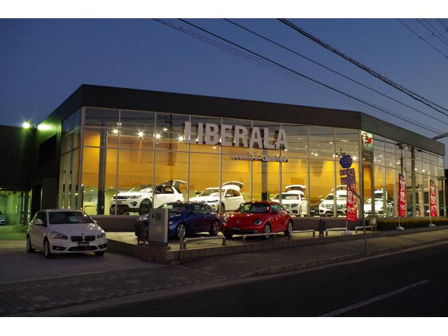 「和歌山県」の中古車販売店「LIBERALA リベラーラ和歌山店」