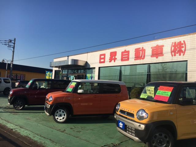 日昇自動車 武蔵村山店