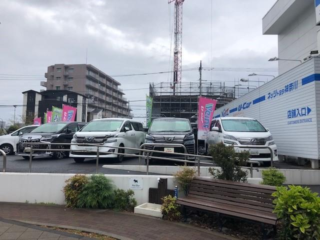 ネッツトヨタ神奈川(株) ウエインズ上鶴間店(5枚目)