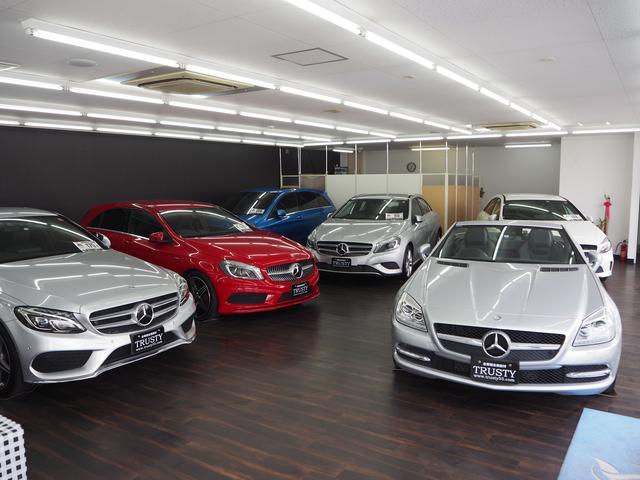 Mercedes Benz&VOLVO専門店 TRUSTY(4枚目)