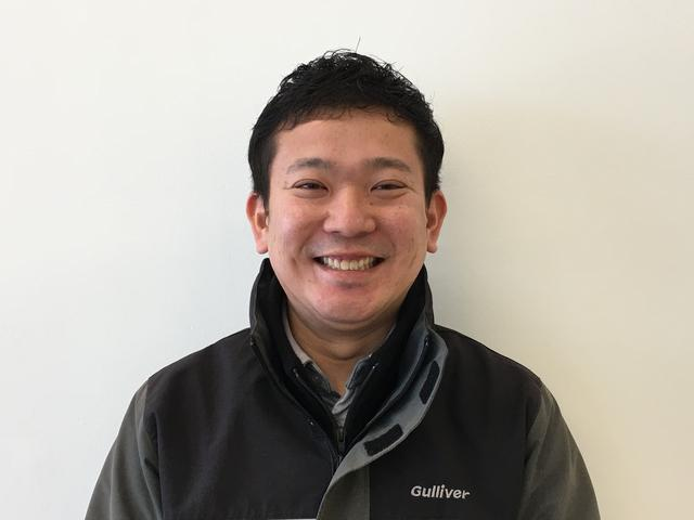 セールスリーダー 福田翔太
