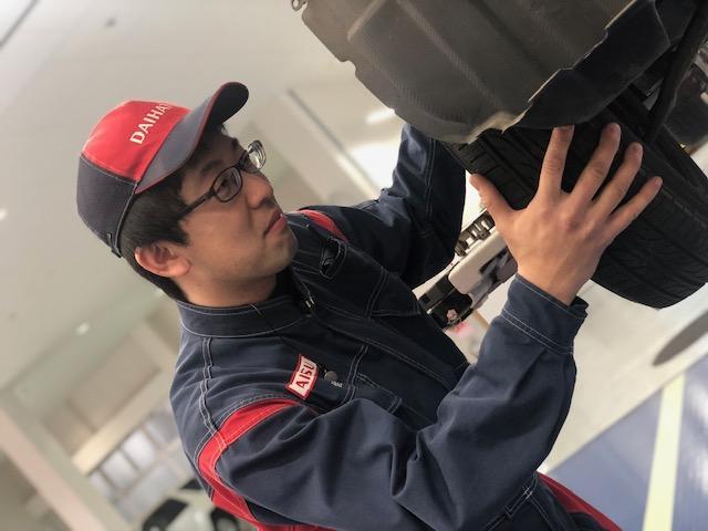 埼玉ダイハツ販売株式会社 U-CAR草加南(5枚目)