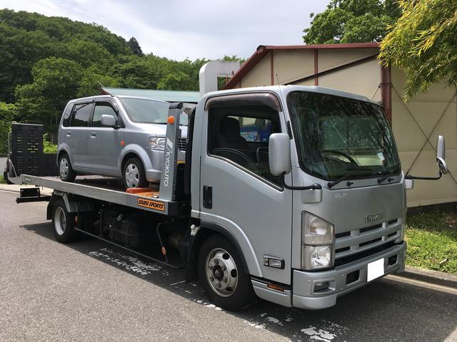 積載車 完備なので、全国納車お任せください☆安全にお客様のもとへご納車いたします。