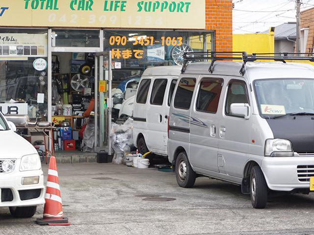 納車時には洗車、清掃を実施しております。ご来店の際には事前に連絡を頂けると幸いです!