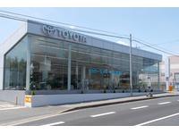 トヨタカローラ千葉株式会社 我孫子店U-Car展示場