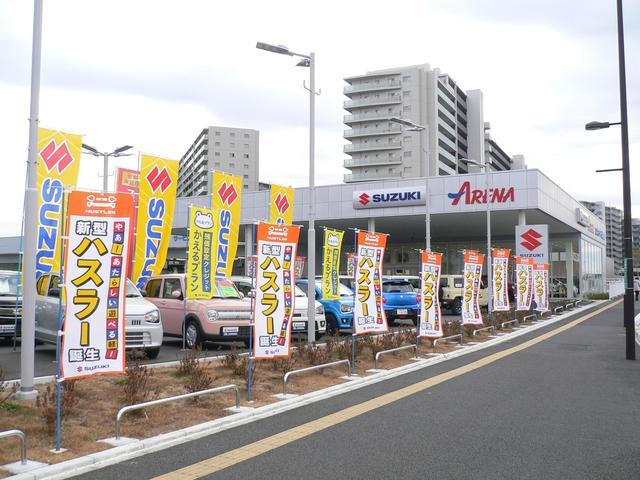 (株)スズキ自販埼玉 スズキアリーナ浦和美園