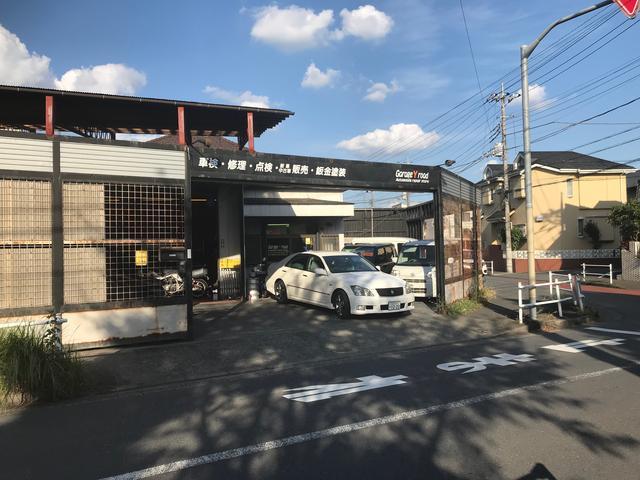 ガレージワイロード  Garage Y road