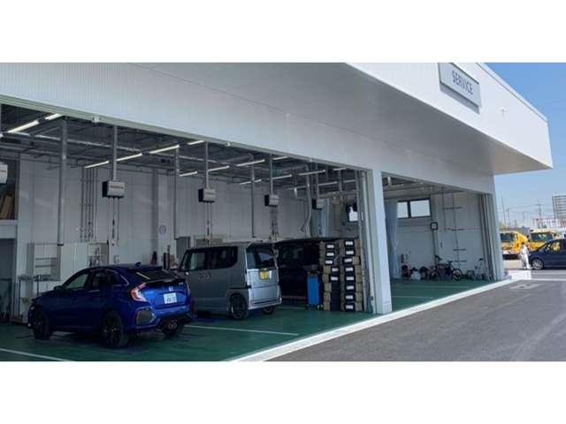Honda Cars 埼玉中 U-Select 越谷レイクタウン駅東店(6枚目)