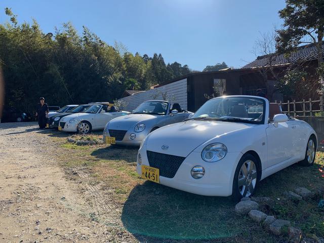 コペン得意です!在庫も多数あり、その他車種もオークション代行可能です!