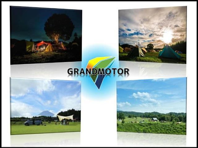 GRAND MOTORはお客様の生活をより豊かにできるキャンピングカーから普通車まで特選車をご提案!