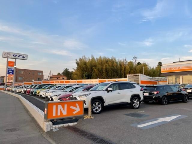 トヨタカローラ千葉株式会社 成田マイカーセンター