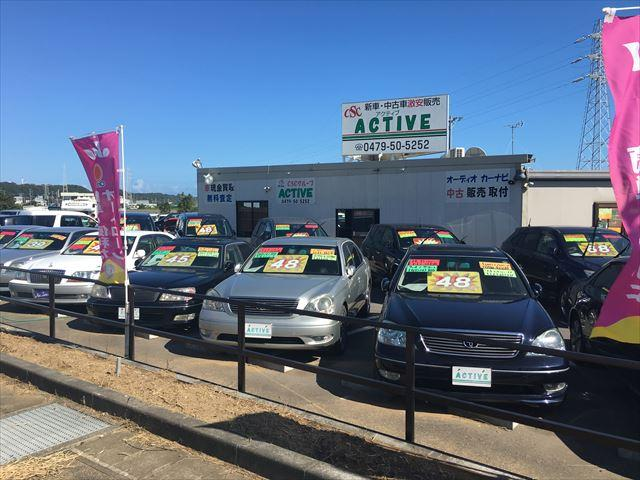 軽カーから輸入車まで、幅広く対応!! 豊富な自社・共有在庫であなたの探している車を見つけます。