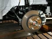 サスペンション、各アーム類、ブレーキ関連
