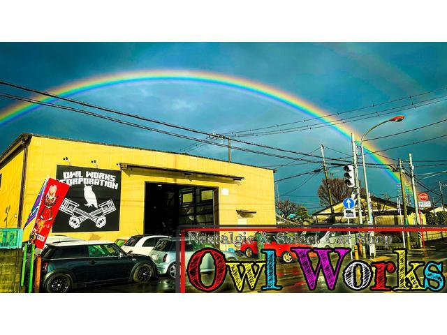 Owl Works アウルワークス(1枚目)