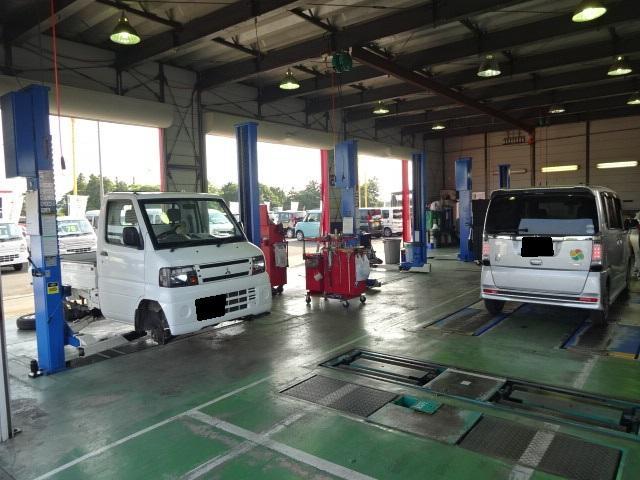 オリジナルメーカー 軽自動車専門店&コンパクトカーハイブリッド専門店(3枚目)