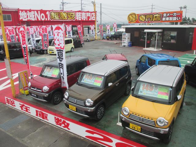 車販売も行っております!車検、買い替えお悩みの方も安心!