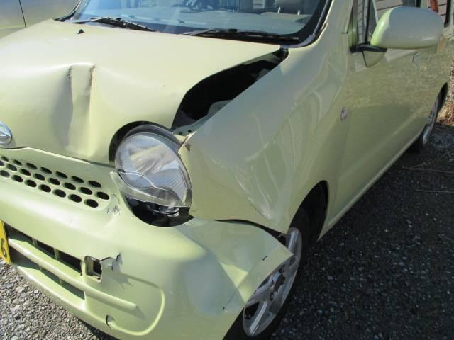 こんな事故車も当店に申し込みください