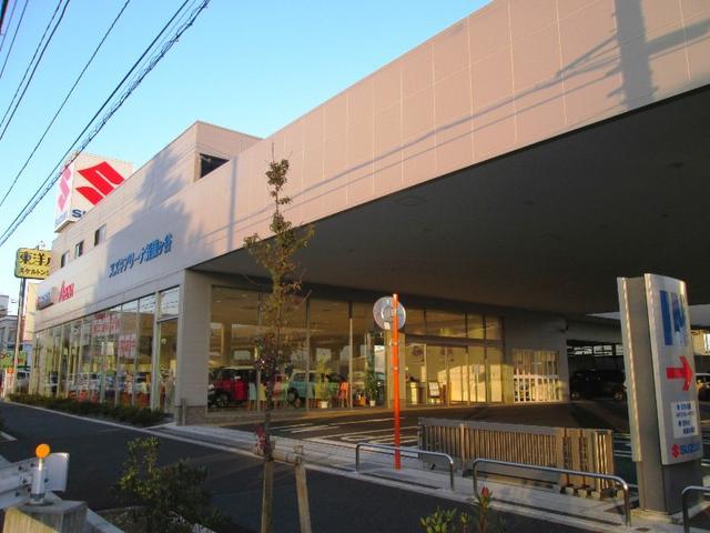 (株)スズキ自販千葉 スズキアリーナ新鎌ヶ谷