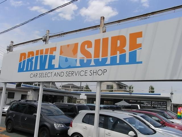 DRIVE&SURF ドライブアンドサーフ
