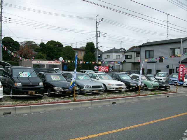 CAR'S カーズ岩槻店の店舗画像