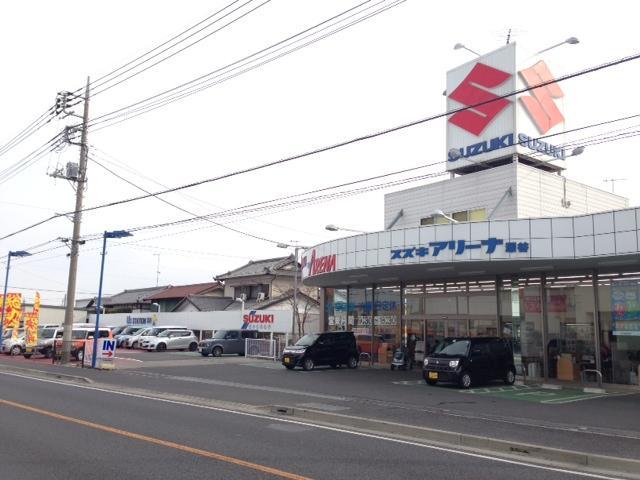 (株)スズキ自販西埼玉 スズキアリーナ深谷