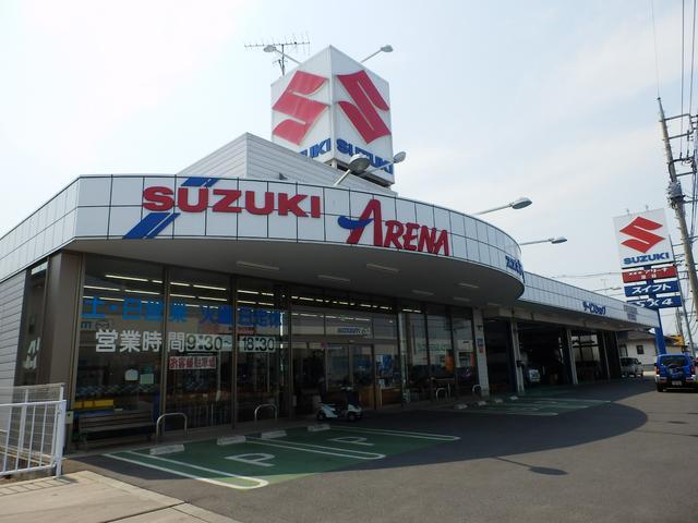 (株)スズキ自販西埼玉 スズキアリーナ深谷(1枚目)